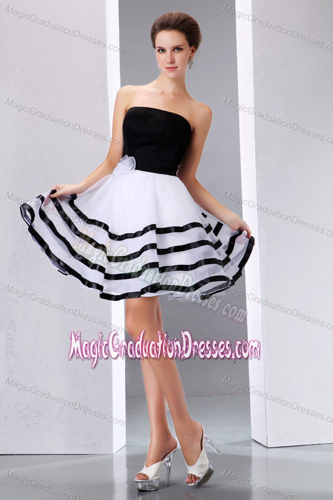 2018 Graduation Dress Knee Lenght
