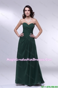 Affordable Empire Sweetheart Beaded Amazing Graduation Dresses