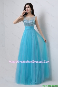 Best Selling Sweetheart Tulle Discount Graduation Dresses with Beading