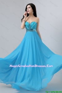 Latest Sweetheart Fashionable Graduation Dresses with Beading and Sequins