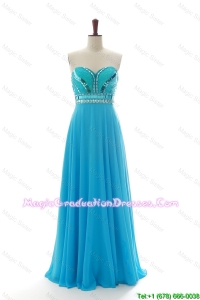 New Style Empire Sweetheart Graduation Dresses with Sequins and Beading