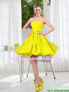 Pretty 2016 Short Graduation Dresses with Sweetheart