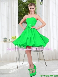New Style A Line Sweetheart Graduation Dress for 2016