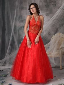 Wholesale Sheath V-neck Sweet Flower Graduation Ceremony Dresses in Stirling