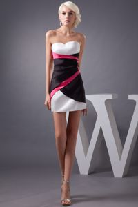 Colored Satin Ruching Bellingham New Graduation Dresses for Juniors