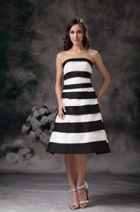 Top Black and White Short Eighth Grade Graduation Dresses Patterns