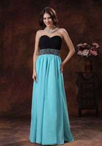 Sweetheart Column Graduation Dress with Ruching and Appliques in Airdrie